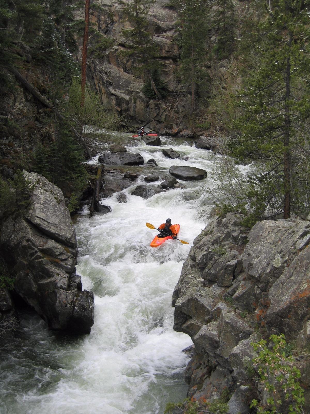Arkansas River Colorado Kayaking