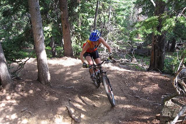 Betere Kenosha to Georgia Pass Colorado Trail Colorado Mountain Biking XL-14